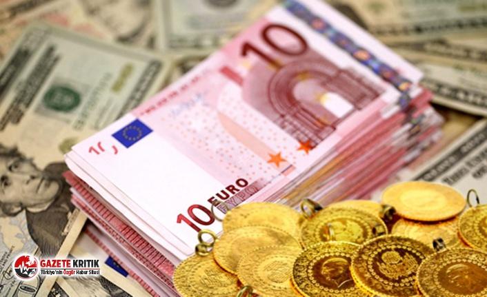 Dövizde son durum! Dolar, Euro ve altın kritik sınırda!
