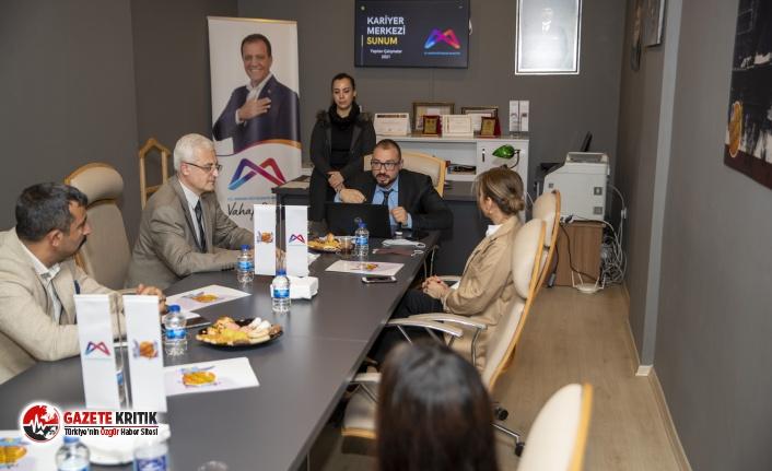 Kariyer Merkezi 'Askıda Kariyer Projesi'ni' başlatıyor