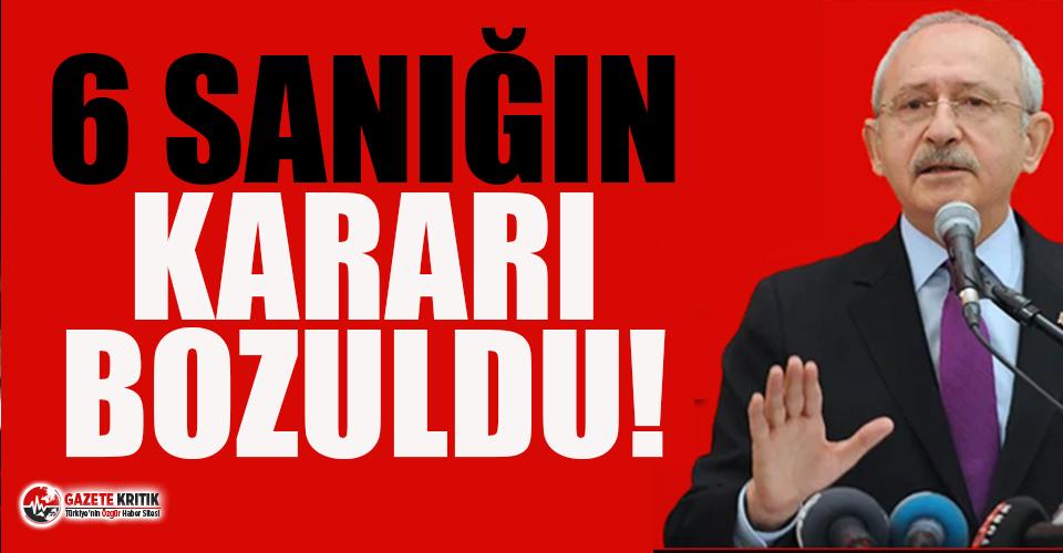 Kılıçdaroğlu'na suikast girişimi davasında karar verildi