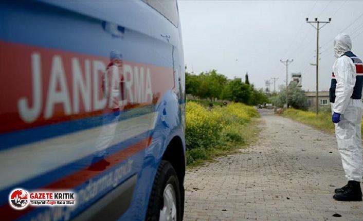 Konya'nın 3 ilçesinde mutasyonlu virüs alarmı: Evler karantinaya alındı