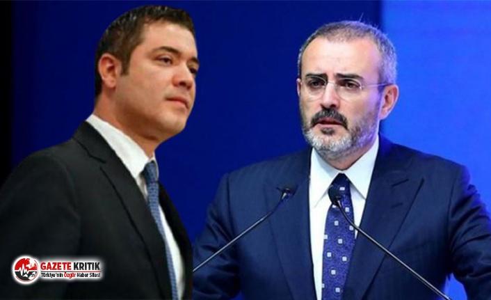 Murat Ongun'dan Mahir Ünal'a: Size bir şey diyelim mi?