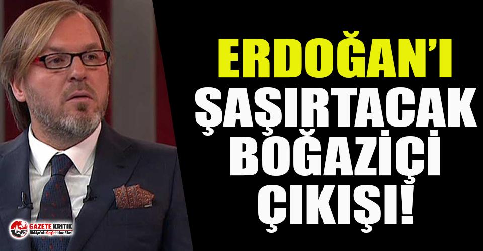 Sabah gazetesinden Erdoğan'ı şaşırtacak Boğaziçi çıkışı