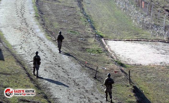 Suriye'den Türkiye'ye yasa dışı yollardan girmeye çalışan 16 kişi yakalandı