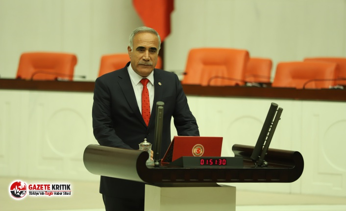 Urfa esnafının sesini CHP'li Aydınlık duydu