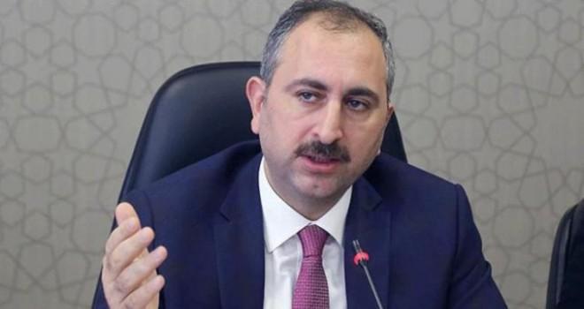 Adalet Bakanı: Yargı, AK Parti'nin arka bahçesi oldu iddiası doğru değil
