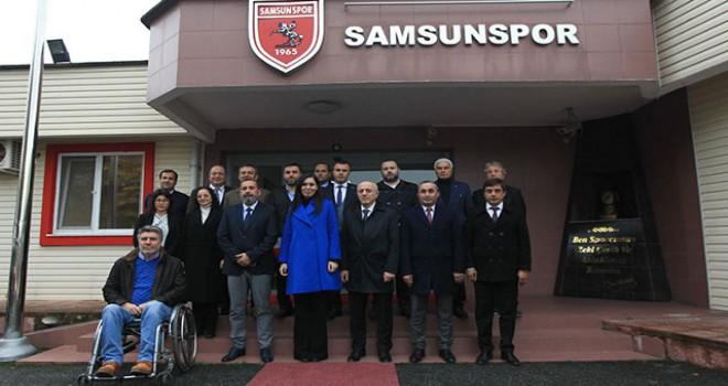 Samsunspor'un futbol şehitleri anıtı, Millet Bahçesi'ne yapılacak