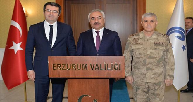 İçişleri Bakanı Yardımcısı Ersoy: Tek evladımızın burnu kanamadan tamamlamak istiyoruz