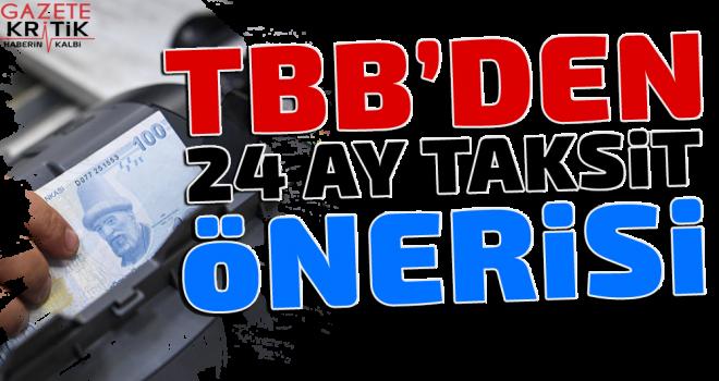 Türkiye Bankalar Birliği'nden borçlu şirketler için 24 ay taksit önerisi