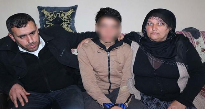 16 yaşındaki çocuk evden kaçtı, PKK'ya katılması istendi, kurtarıldı