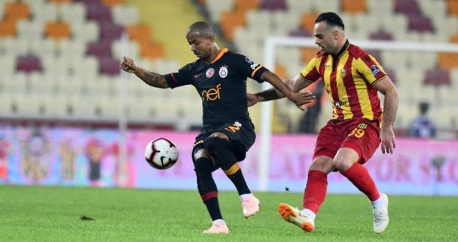 Galatasaray'ın yıldızı Fenerbahçe derbisinde yok!