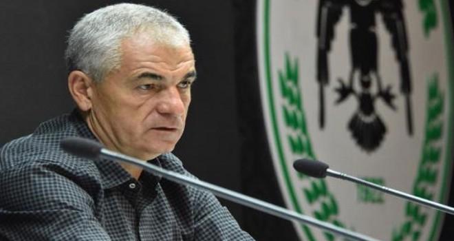 Konyaspor, Rıza Çalımbay ile yollarını ayırdı