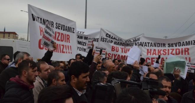 FSM geçişlerinde yazılan cezaların iptalini istediler