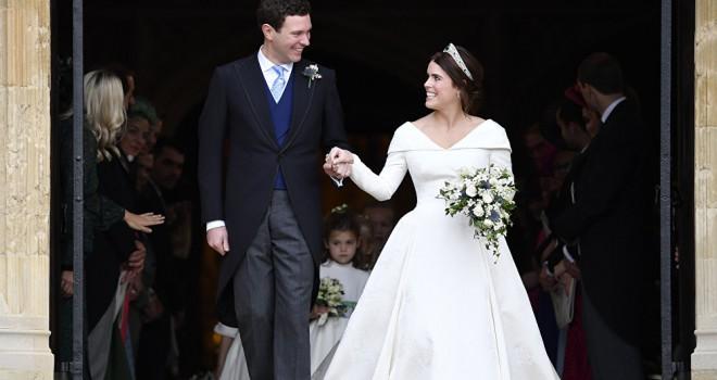 İngiliz kraliyet düğününde altyazı faciası: 'Prenses'in göğüsleri ne güzel'