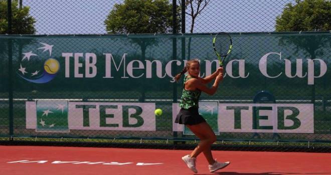 Zeynep Sönmez'den ITF Turnuvası'nda ikincilik