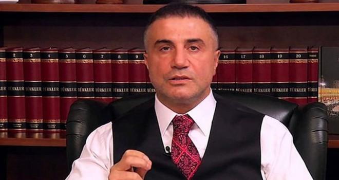 Sedat Peker 'akademisyenleri tehdit' davasından beraat etti