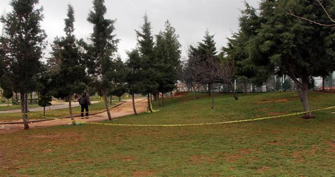 Gaziantep'te parkta bebek cesedi bulundu