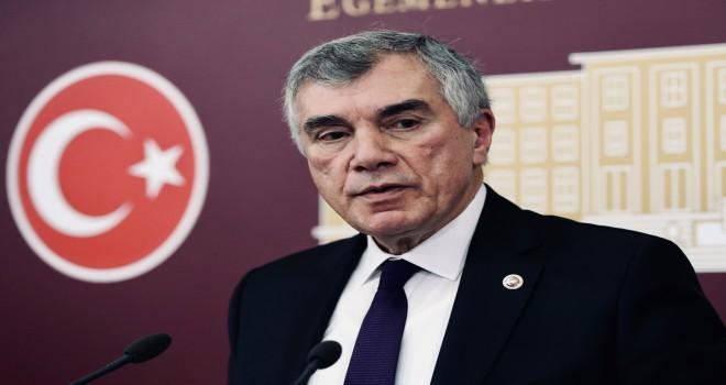 CHP'li Ünal Çeviköz: Gelinen noktada Türkiye-AB ilişkileri artık sadece mülteciler konusuna indirgenmiş
