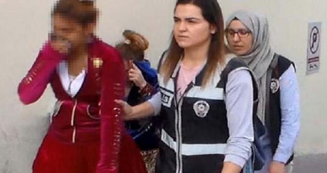 Kayseri'de hırsızlık operasyonu: 4'ü kadın, 5 gözaltı