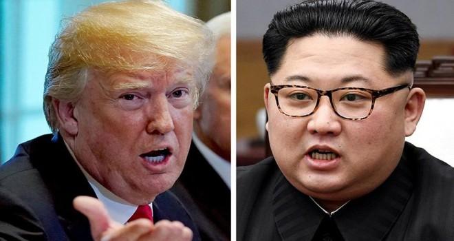 Kuzey Kore'den ABD'ye mesaj var