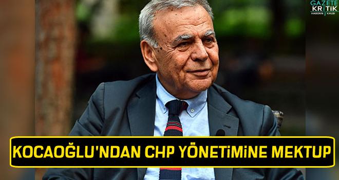 Kocaoğlu'ndan CHP yönetimine mektup
