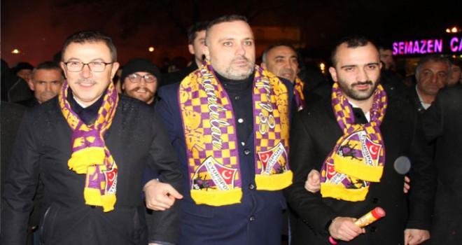 Eyüpspor 100'üncü yılını kutladı