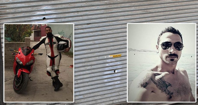 Motosiklet tamircisi ile müşteri arasında silahlı kavgada kan aktı