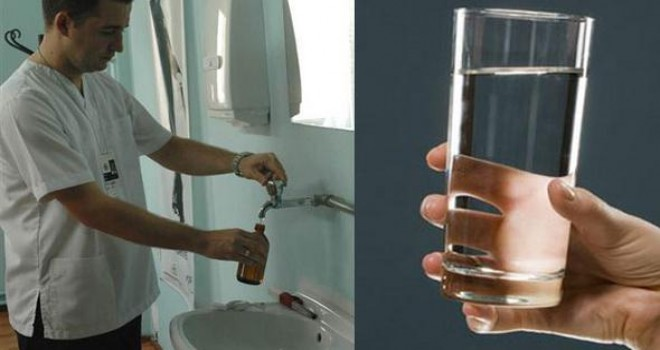 İçme suyu şebekesinde ağır metal alarmı