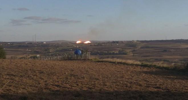 Silivri'de doğalgaz patlaması