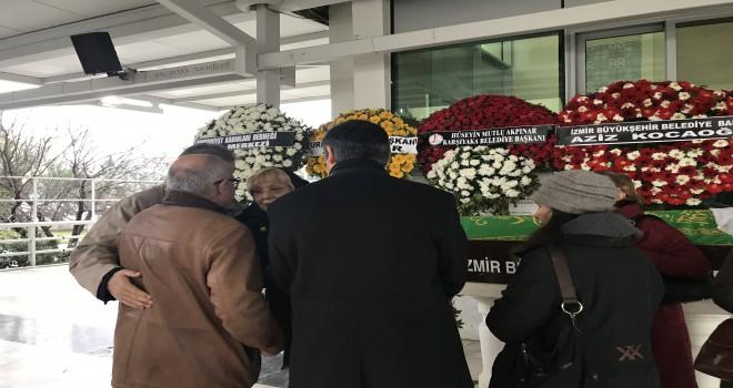 SEVENLERİ ARITMAN'I ACILI GÜNÜNDE YALNIZ BIRAKMADI