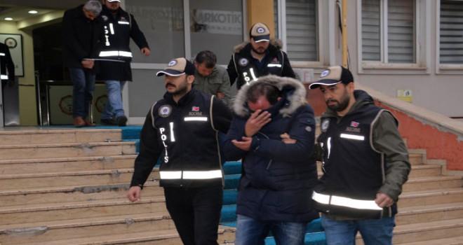 Yurt dışındaki vatandaşların hesaplarını boşaltan çeteye operasyon: 12 gözaltı