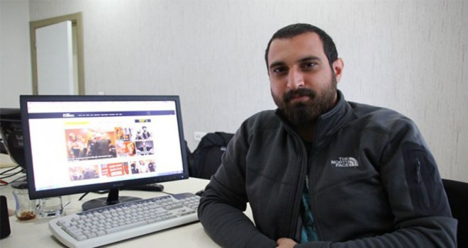 Gazeteci Çağdaş Kaplan gözaltına alındı!