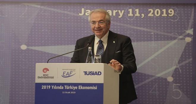 TÜSİAD/Bilecik: Güçlü ekonomi için güçlü kurumlar gerekiyor