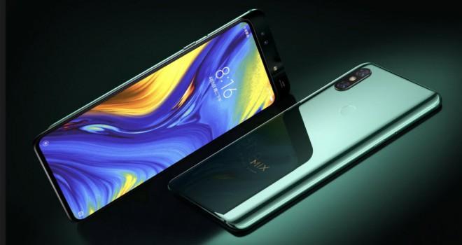 Xiaomi Mi Mix 3 tanıtıldı! İşte tüm özellikleri