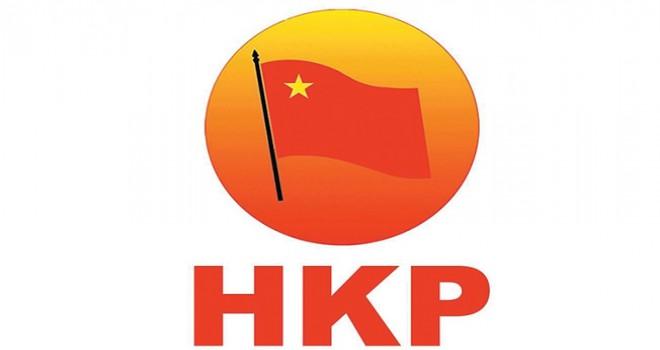 HKP'den tren faciası için açıklama: Bu cinayete/katliama kaza diyen; ya gafildir ya hain!