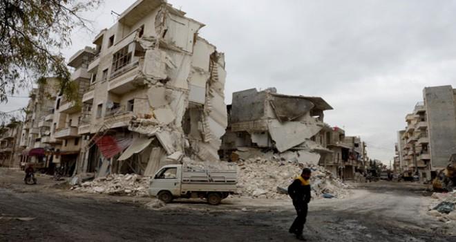 İdlib'de, 'bombardıman' korkusu