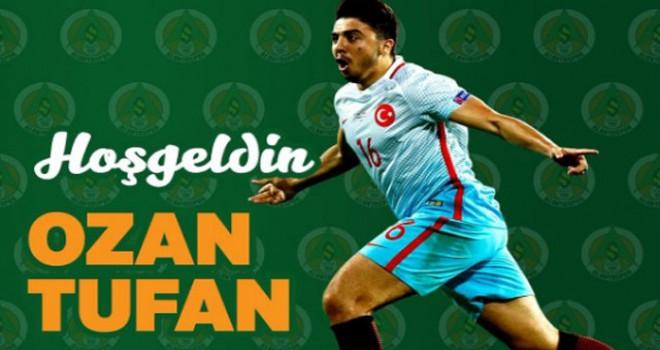 Aytemiz Alanyaspor, Ozan Tufan transferini açıkladı