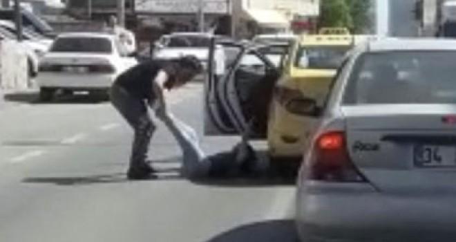 Saldırgan taksici tutuklandı