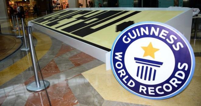 Guinness Rekoru İstanbul'da kırıldı