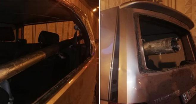 Sultangazi'de bariyer dehşeti : 1 ölü