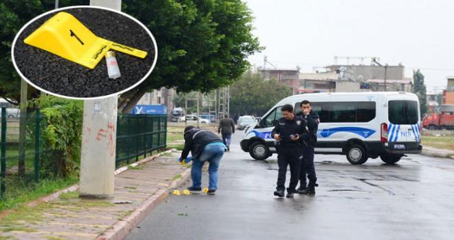 Silahlı saldırıya uğrayan kamyon şoförü, yaralandı
