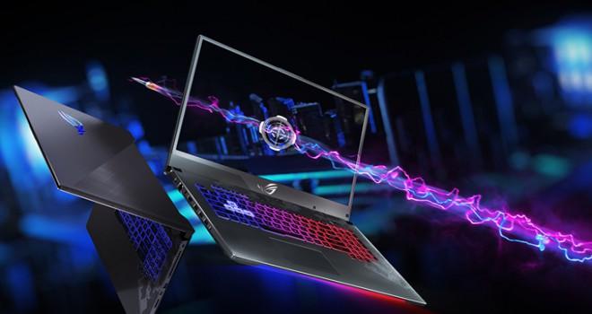 ASUS'tan oyunculara özel dizüstü bilgisayar