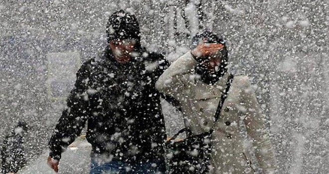 Kar yağışı için tahminler değişti! Meteoroloji'den son dakika hava durumu haberleri…