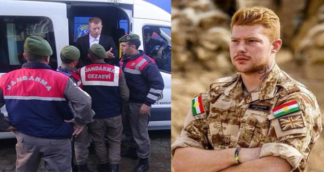 Aydın'daki terör soruşturmasında yargılanan İngiliz ile sevgilisine hapis cezası