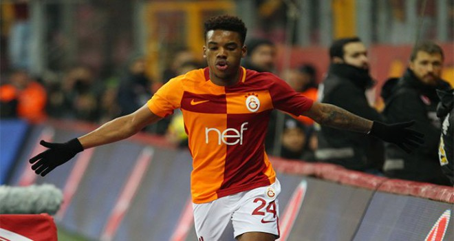 Garry Rodrigues'den Galatasaray'a veda