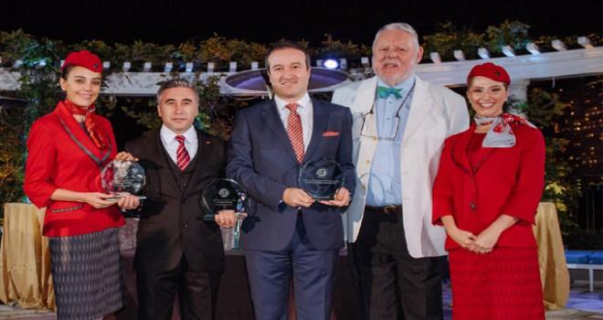 Turkish Airlines Corporate Club'a 'En İyi Kurumsal Seyahat Programı' ödülü