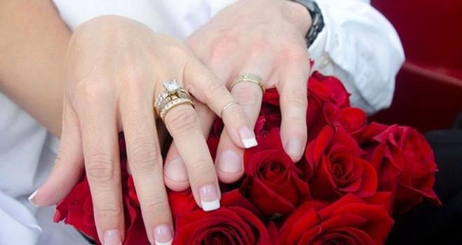Türkiye evlenme oranında 26 AB ülkesini geride bıraktı