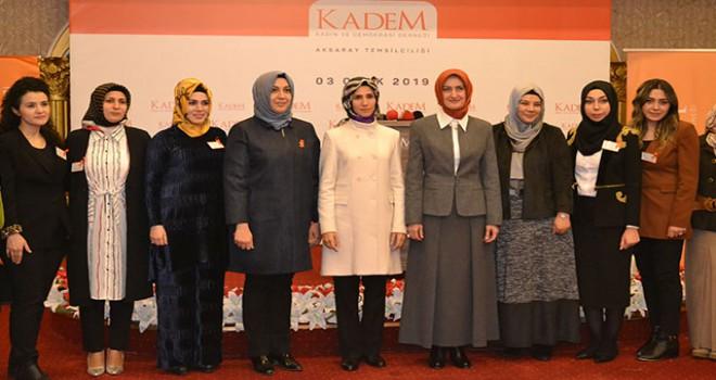 Sümeyye Erdoğan Bayraktar: Tek tipleştirilen bir kadın modeli oluşturulmaya çalışılıyor