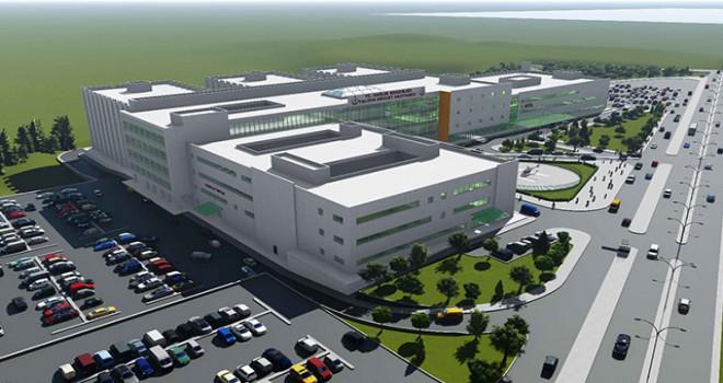 400 yataklı Yalova Devlet Hastanesi, 233 milyon TL'ye yapılacak