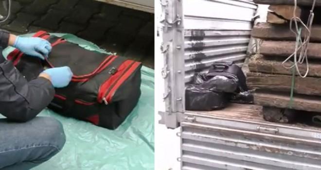 Sakarya'da 2 milyon lira değerinde eroin ele geçirildi
