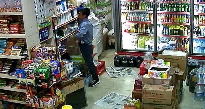Marketlerden hırsızlık yaptı, 'Zararlarını karşılamak istiyorum' dedi